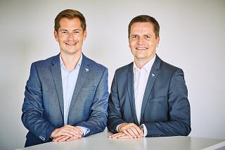 Peter und Bernhard Reikersdorfer, MBA © Franz Gleiß, RE/MAX Austria