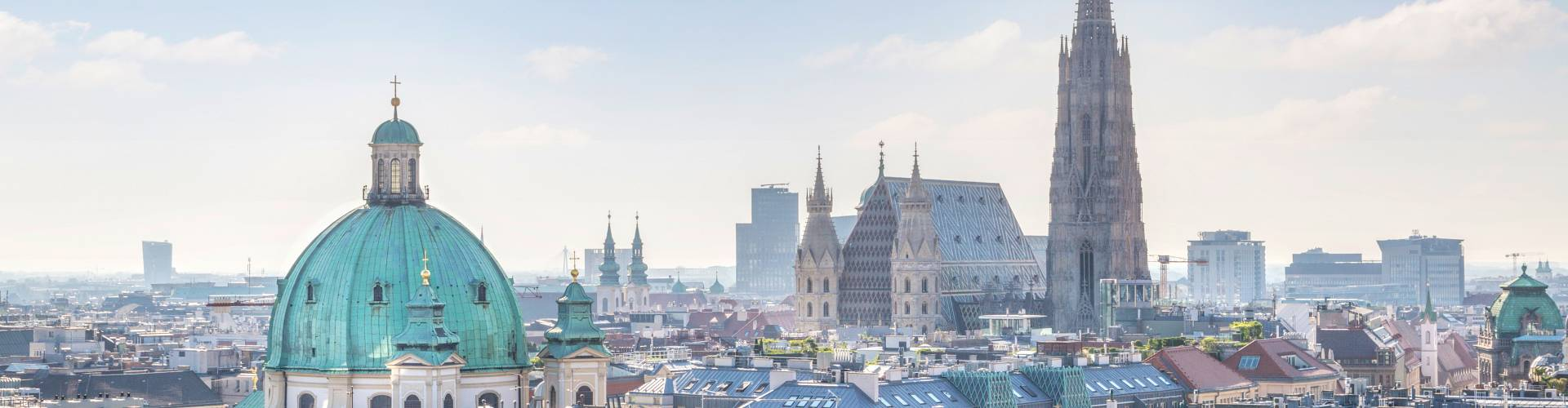 Wohnen über den Dächern Wiens