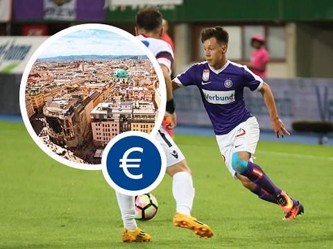 RE/MAX Immobilien-Preis-Ranking der österreichischen Fußballclubs