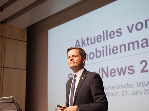 Bernhard Reikersdorfer, MBA / GF - RE/MAX Netzwerk in Villach, Kärnten