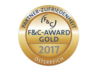 F&C-Award in Gold für RE/MAX Austria