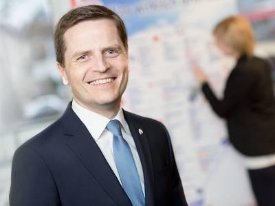 RE/MAX Pressekonferenz, Bernhard Reikersdorfer, MBA