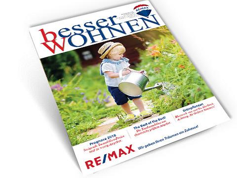 RE/MAX besser Wohnen - Ausgabe 1
