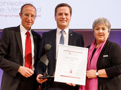 RE/MAX Austria wieder bestes Franchise-System Österreichs