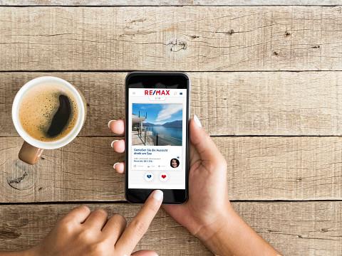 5 gute Gründe für die Verwendung der RE/MAX App!