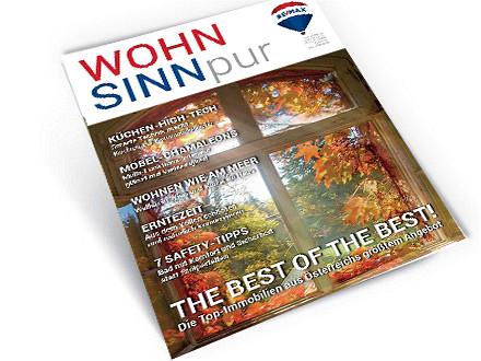 WOHN.SINN.pur - Ausgabe 1