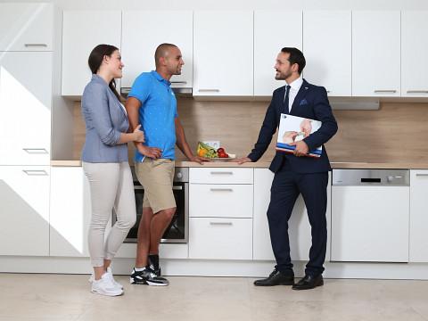 1. Halbjahr 2018: Über 26.000 verkaufte Wohnungen, Quadratmeterpreis knapp über 3.000 Euro.