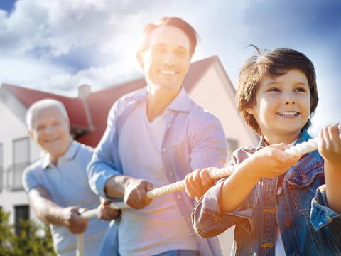 Immobilien-Vorsorge über Generationen! 5x5 RE/MAX Immo-Tipps.