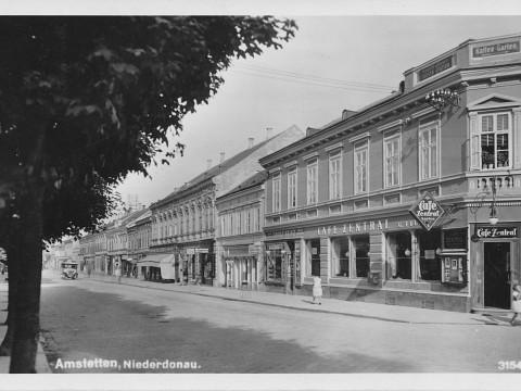 Fotocredit: Stadtarchiv der Stadt Amstetten