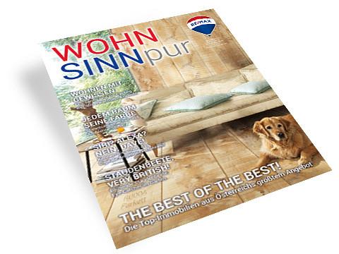 WOHN.SINN.pur - 2019 Ausgabe 1