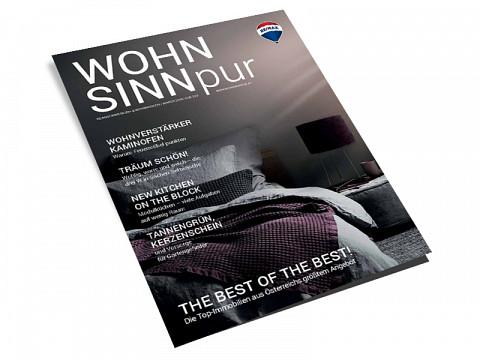 WOHN.SINN.pur - 2019 Ausgabe 4