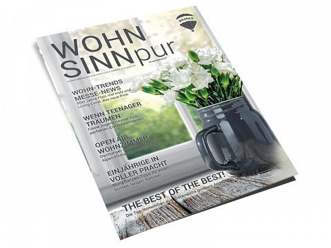 WOHN.SINN.pur - Ausgabe Frühjahr 2020
