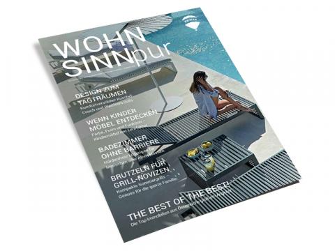 WOHN.SINN.pur - Ausgabe Sommer 2020