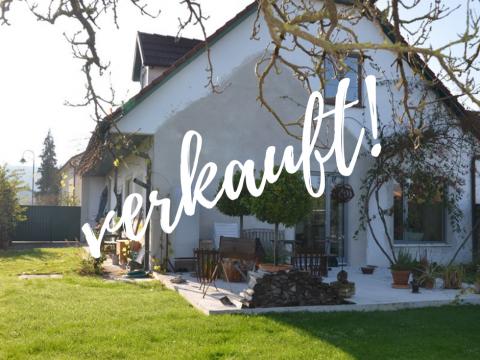 Charmantes Einfamilienhaus mit herrlichem Garten