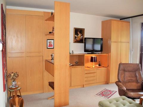 St. Barbara/Mzt. gepflegte 2- Zimmer Wohnung im Grünen mit Loggia und Parkplatz