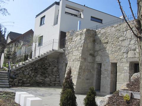 Moderne Stadtvilla mit toller Aussicht in Enns zu mieten!