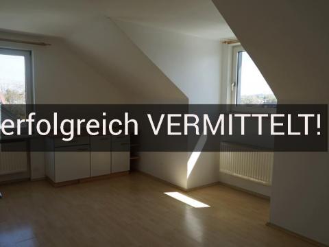 VERMIETET! Freundliche Wohnung mit großzügigen Wohn-/Essbereich zu vermieten