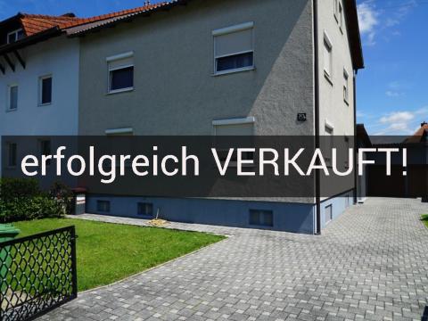 VERKAUFT!!! - Wohnhaus mit zwei Einheiten und wunderschönem Garten