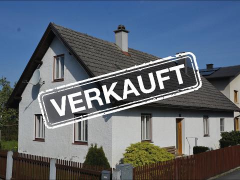 Kleines Wohnhaus in sonniger, zentrumsnaher Lage in 3251 Purgstall