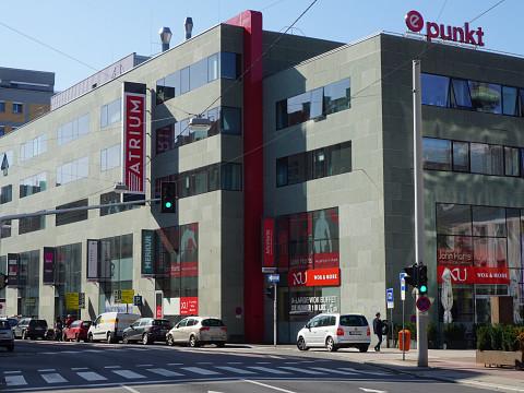 VERMIETET!!! Ihr Raum für Erfolg - Geschäftslokal im ATRIUM CITY CENTER LINZ zu mieten!