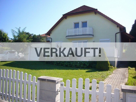"""VERKAUFT - EFH 2114 Großrußbach"""