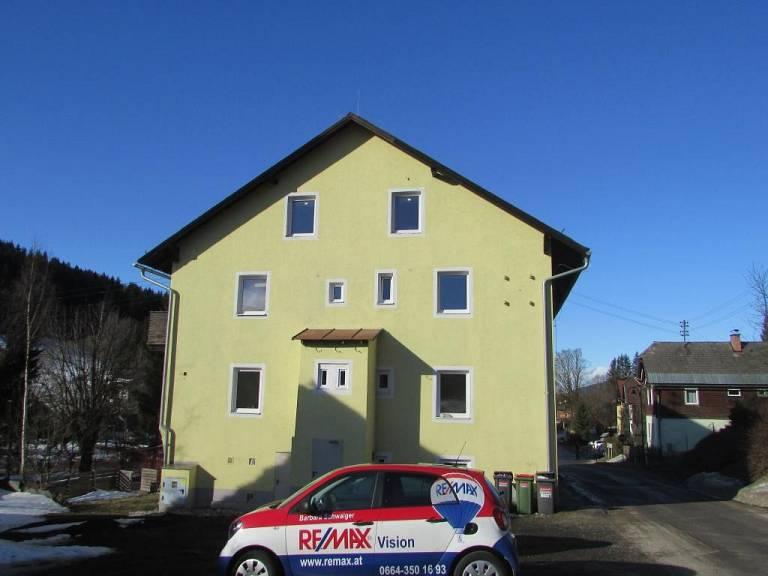 Pension Rückseite - Gewerbeobjekt in Steinhaus am Semmering zu kaufen