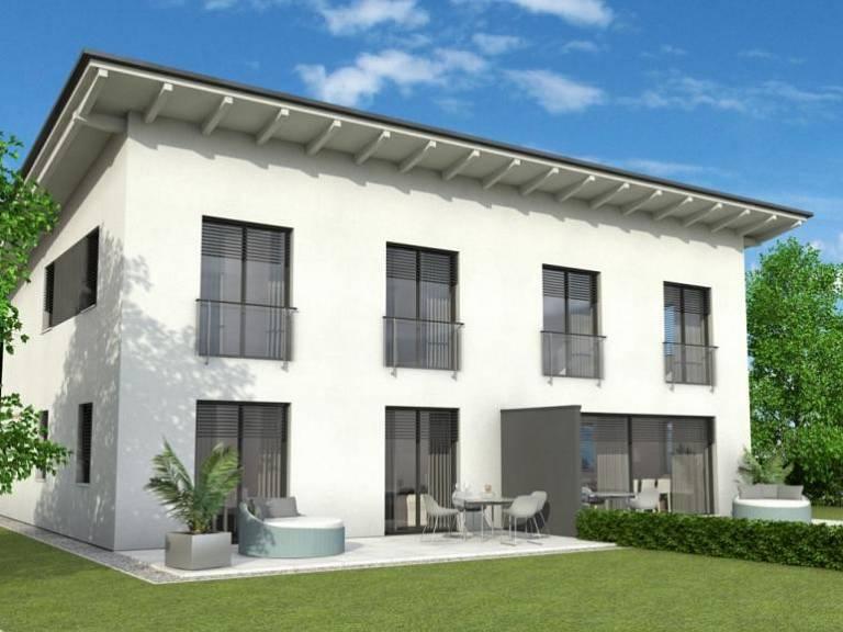 DH Garten - Doppelhaus in Enns zu kaufen