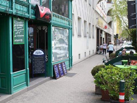Café in Wien, Landstraße