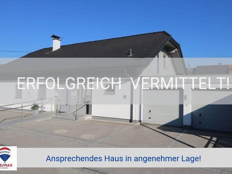 ERFOLGREICH VERMITTELT - Haus in Wels zu kaufen