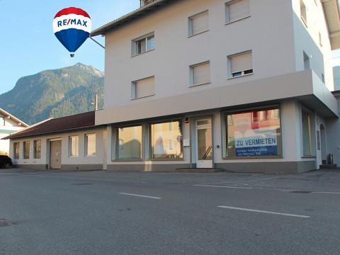 Geschäft in Bludenz