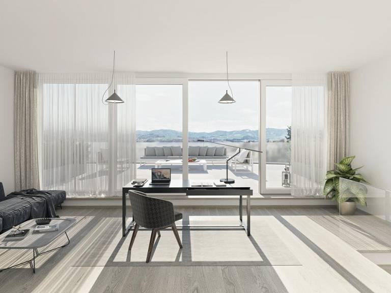 DG - Visualisierung - Wohnung in Sierning zu kaufen