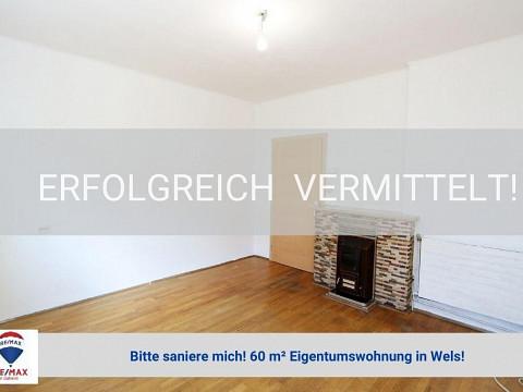 Wohnung in Wels