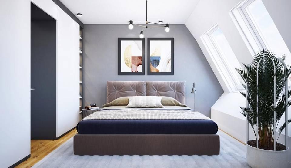 08 Schlafzimmer Visualisierung 1