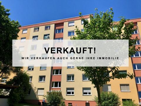 VERKAUFT! - Bezirk Waltendorf - 3,5 - Zimmer Eigentumswohnung mit Loggia in guter Wohnanlage