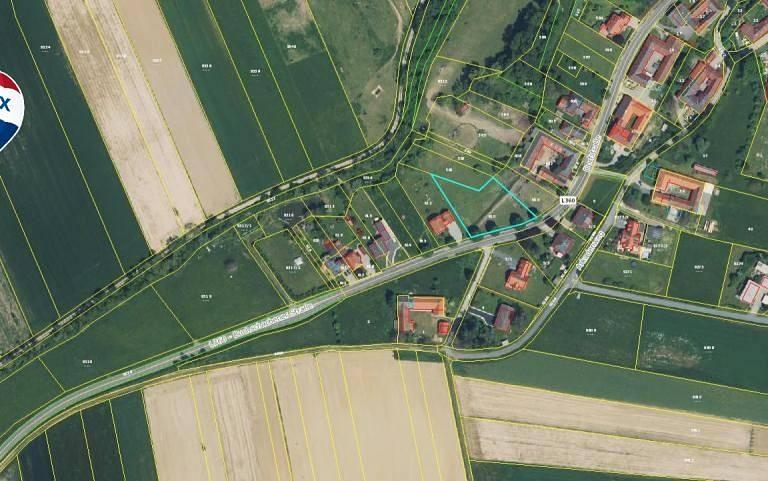 Lageplan Gst. 610 - Baugrund Eigenheim in Buchschachen zu kaufen