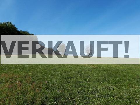 """""""VERKAUFT - Baugrund mit Aussicht und Ruhelage"""""""