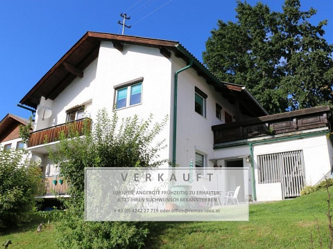 Haus in Ferndorf