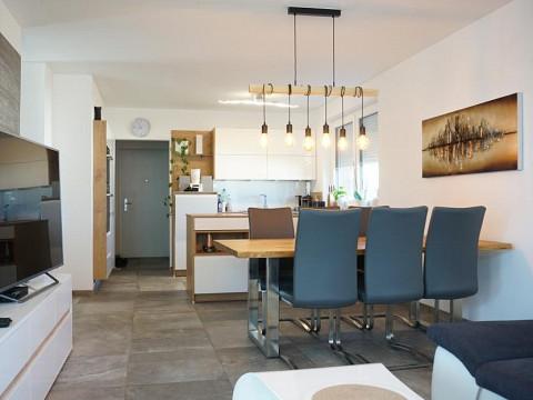 VERKAUFT!! Höchste Lebensqualität in Audorf-Ansfelden - 3 Zimmer Wohnung mit großem Garten