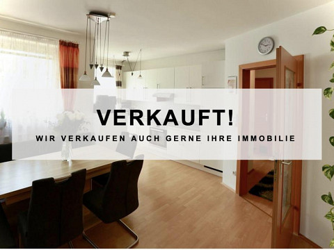 VERKAUFT-Sehr gepflegte Eigentumswohnung im Süden von Graz