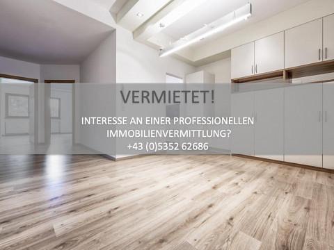 Wohnung in St. Johann in Tirol
