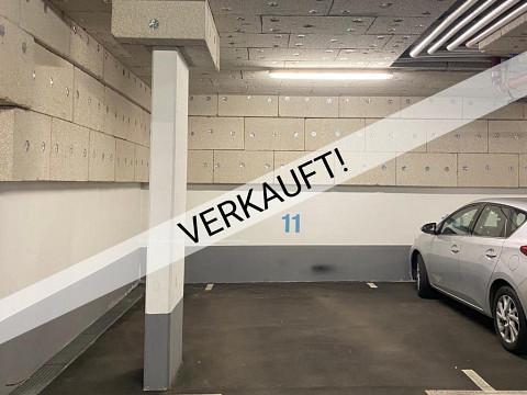 Parkplatz in Wien