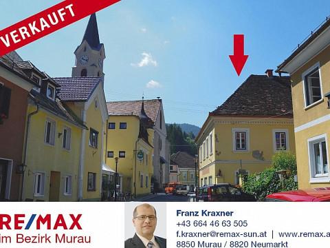Mietwohnhaus in Hüttenberg