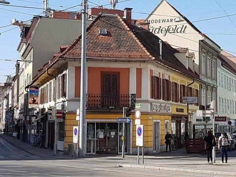 Mietwohnhaus in Graz