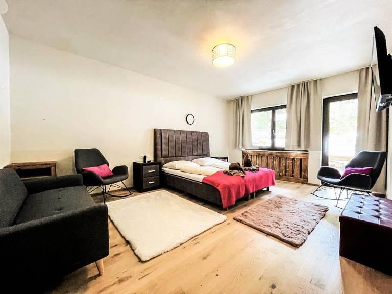 Wohnung - Schlafzimmer -