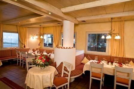 Restaurantbereich -