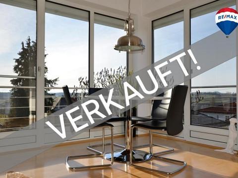 Kaufanbote liegen vor !   Sanierte 3-Zimmer-Wohnung mit Panoramablick