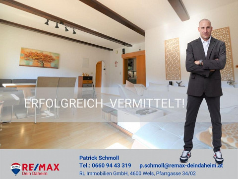 Wohnung in Bad Wimsbach-Neydharting