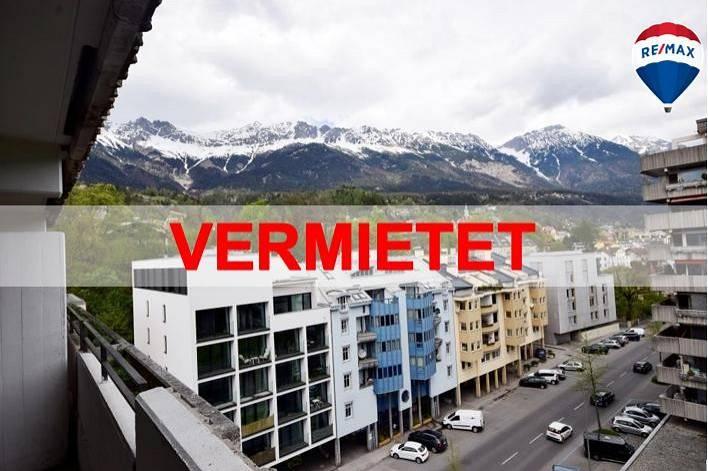 VERMIETET -