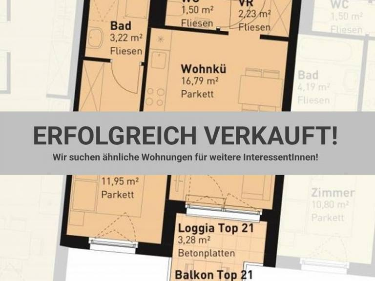 ERFOLGREICH VERKAUFT! -
