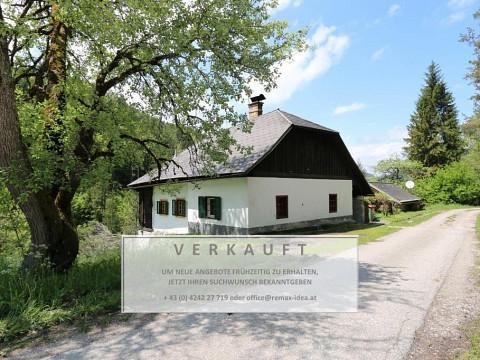 Haus in Feistritz an der Drau